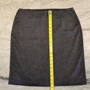 Banana Republic Skirts - Banana Republic Grey Pencil Skirt
